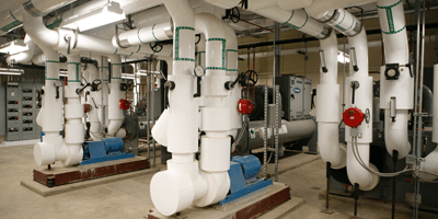Mechanical pipes