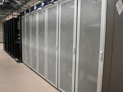 Recently completed project for a data center