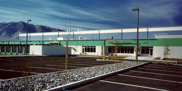 DuPont Automotive Paint Group facility