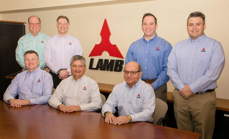 Robert E. Lamb Management Team