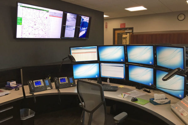 New Control Room Operator Position for electric utility cooperative