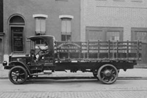 Our History Lamb Truck